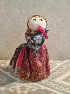 куколка с петушком